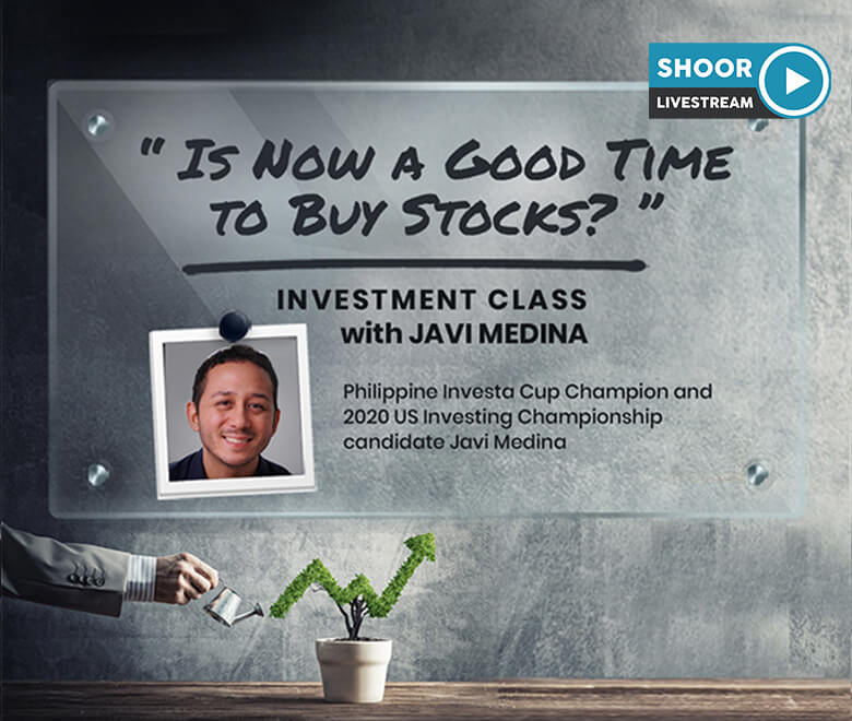 Online Investment Class with Javi Medina