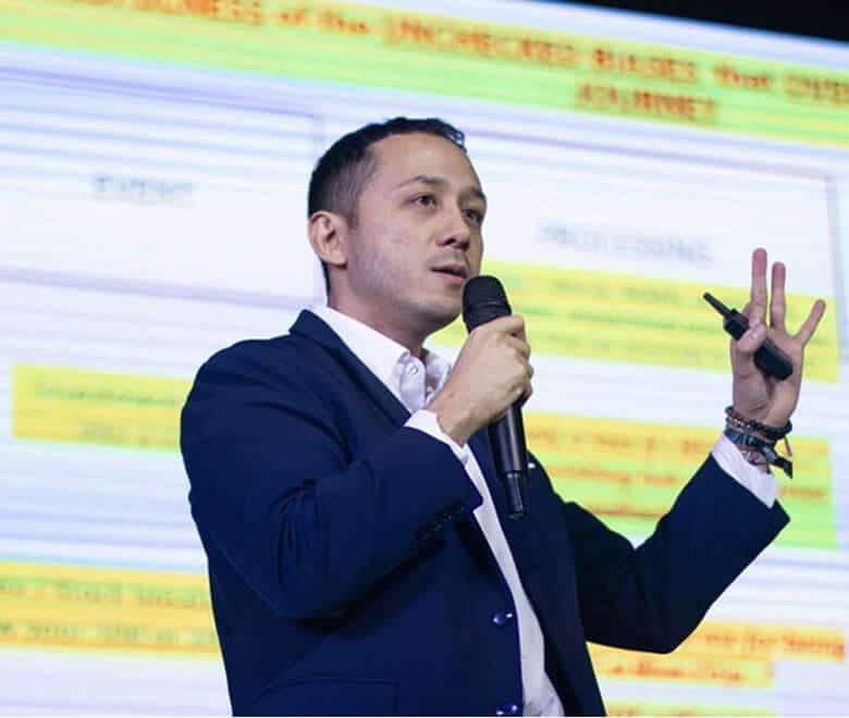 Javi Medina for Online Investment Class