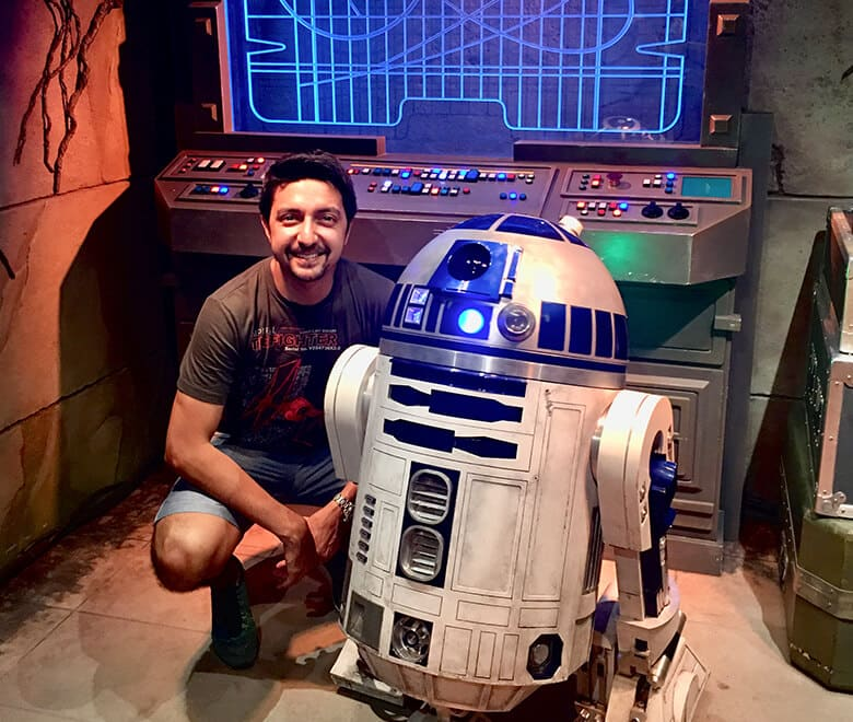 Yosu Erquiaga for the May the 4th be with You Quiz Night