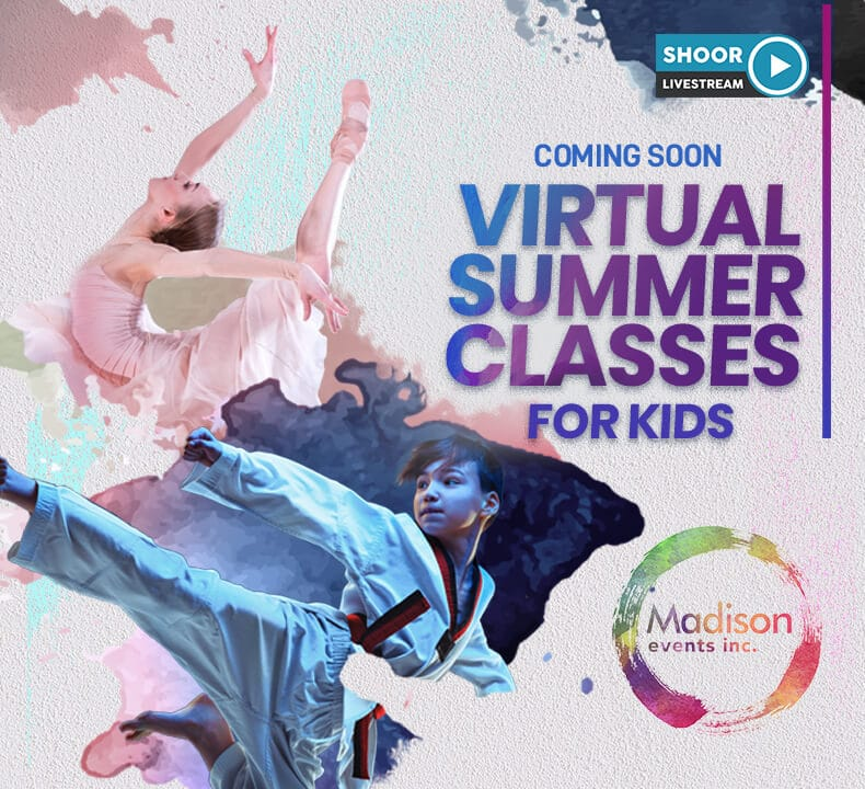 Ballet Dancing and Karatedo for Online Summer Classes for Kids
