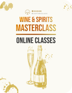 Wine and Spirits Masterclass Shoor Online Masterclass
