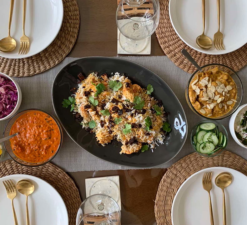 Learn to cook Asian food on Travel With Your Taste Buds Online Class