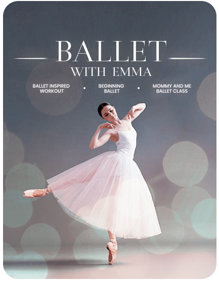 Ballet with Emma