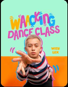 Waacking Dance Class
