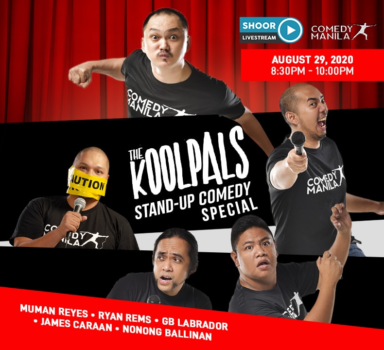 The KoolPals Stand-Up Comedy Special