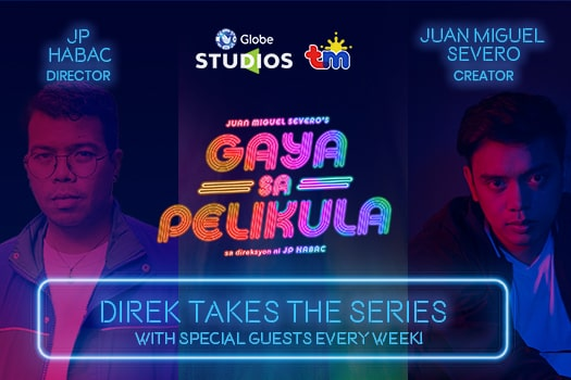 Gaya sa Pelikula Direk Takes the Series