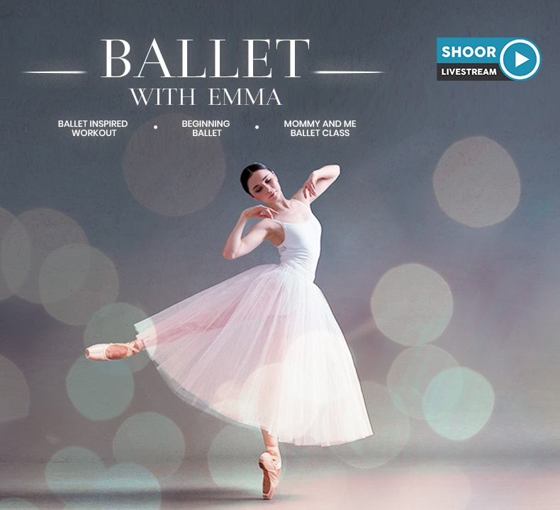 Private Ballet Classes with Emma
