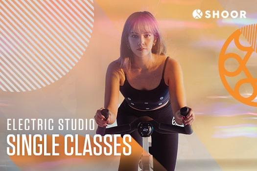Electric Studio Single Classes on SHOOR