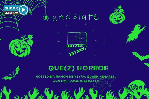 Endslate Horror-Themed Quiz Night