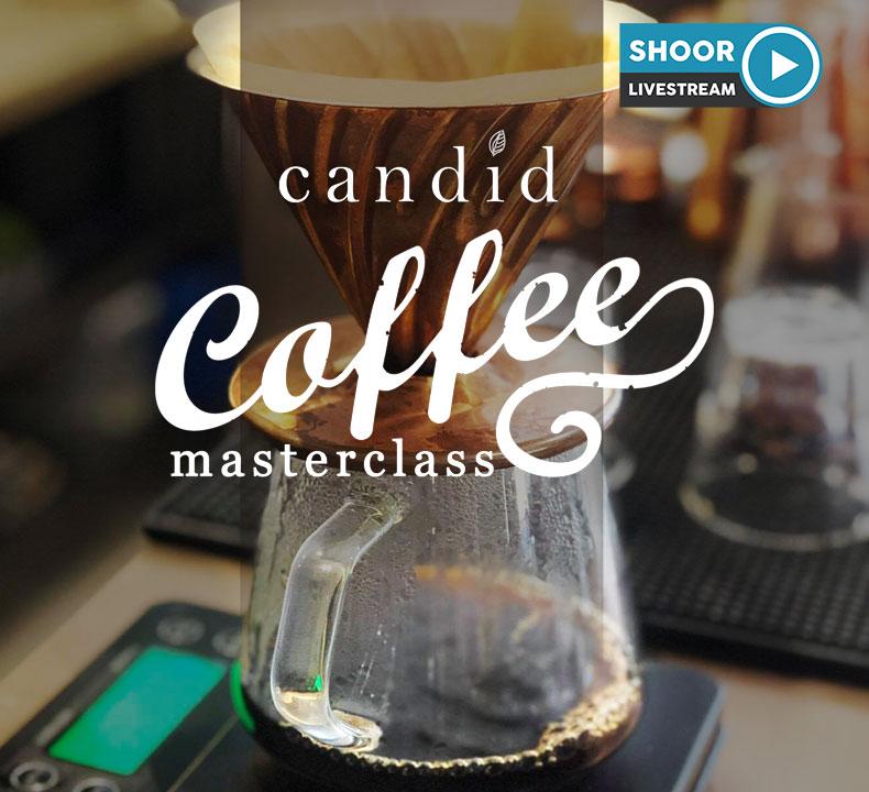 Candid Coffee Masterclass with Lanz Castillo
