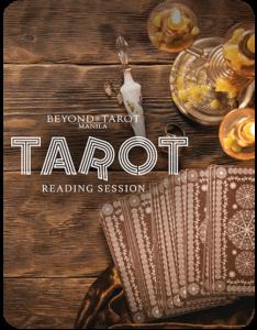 Beyond Tarot Manila: Tarot Reading Session