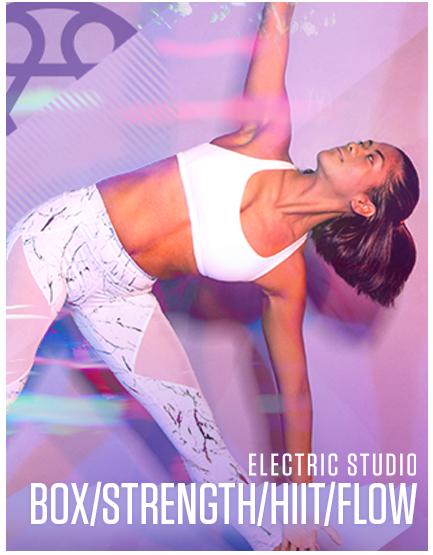 Electric Studio: Box/Strength/HIIT/Flow