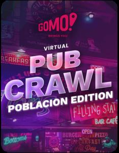 GOMO Pub Crawl Poblacion Edition