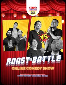 Roast Battle Online Comedy Show