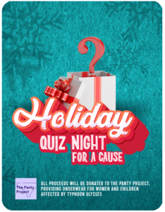 Holiday Quiz Night for a Cause