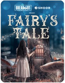 Breakout and SHOOR Virtual Escape Room Experience: Fairy's Tale