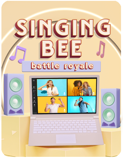 Singing Bee Battle Royale