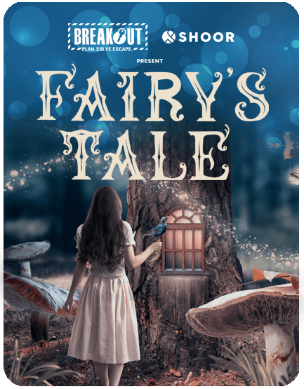 Breakout Escape Room: Fairy's Tale