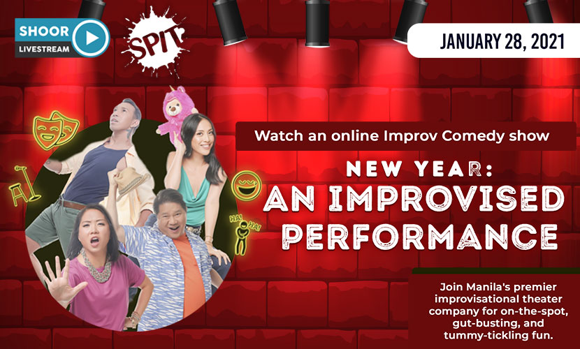 New Year: An Improvised Performance