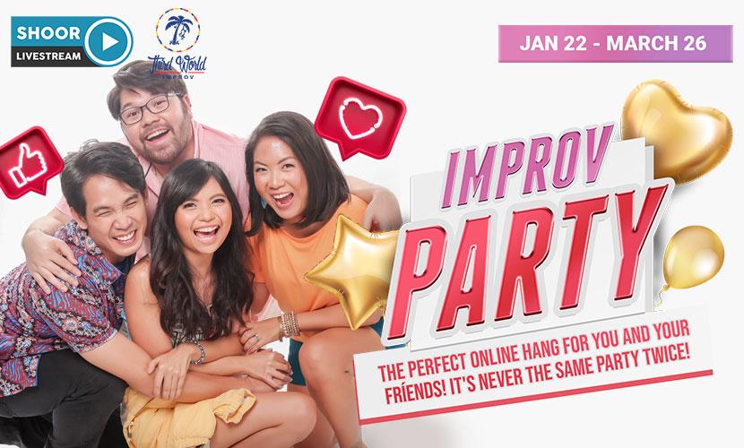 Improv Party