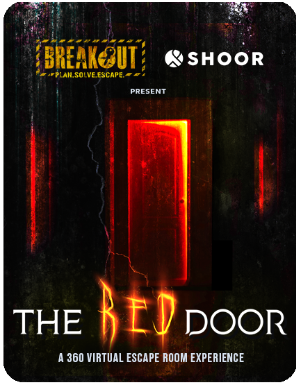 Breakout Escape Room: The Red Door