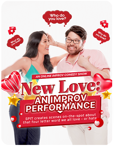 New Love: An Improvised Performance by SPIT