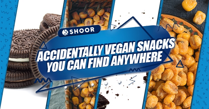 Top 18 Accidentally Vegan Snacks You Can Find Anywhere