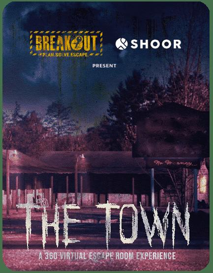 Breakout Escape Room: The Town