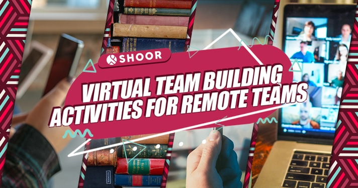 Virtual Team Building Activities for Remote Teams