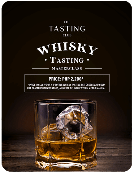 The Tasting Club: Whisky Tasting Masterclass