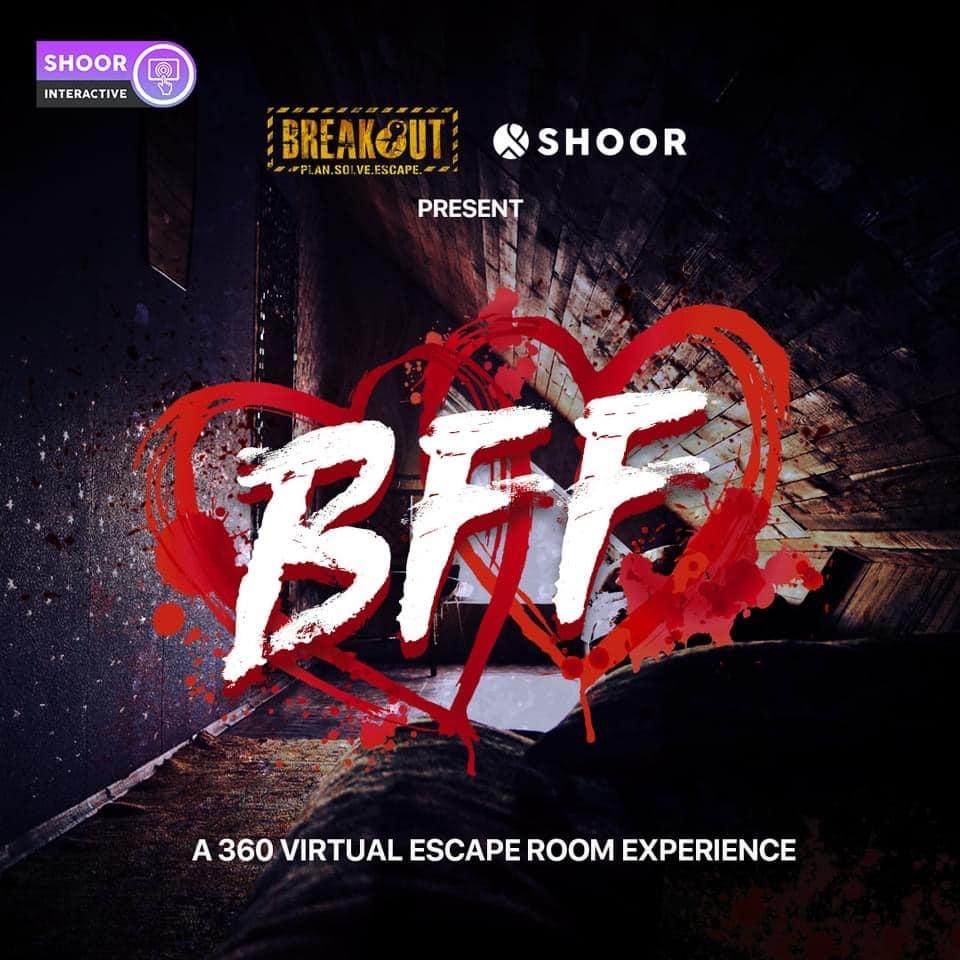 Best Virtual Escape Rooms: Breakout: BFF