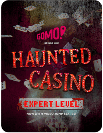 GOMO Haunted Casino Expert Level