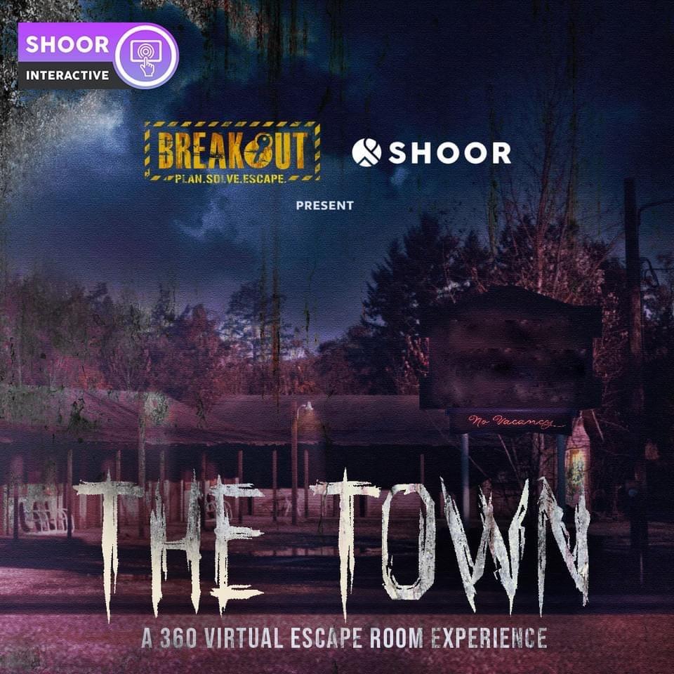 Best Virtual Escape Rooms: Breakout: The Town
