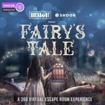 Best Virtual Escape Rooms: Breakout: Fairy's Tale