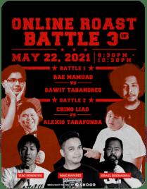 Online Roast Battle 3