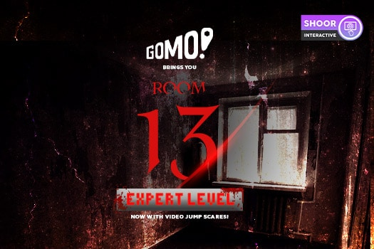 GOMO Room 13 Escape Room