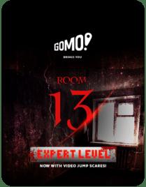 GOMO Room 13 Expert Level Escape Room