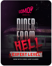 GOMO Diner from Hell Expert Level Escape Room