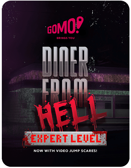 EXPERT LEVEL ESCAPE ROOM Diner from Hell