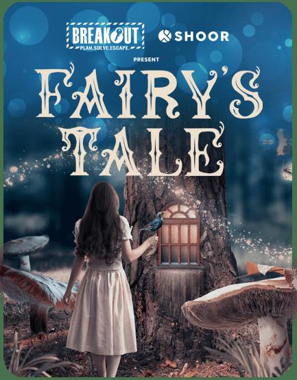 Breakout Escape Room Fairy's Tale