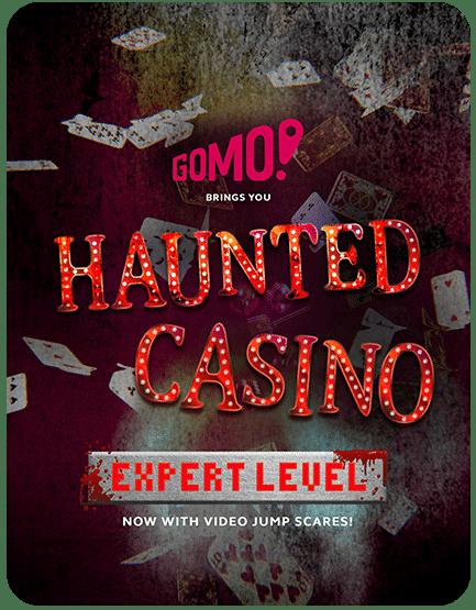 EXPERT LEVEL ESCAPE ROOM Haunted Casino