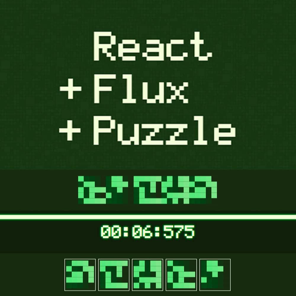 React Flux Puzzle Thumbnail