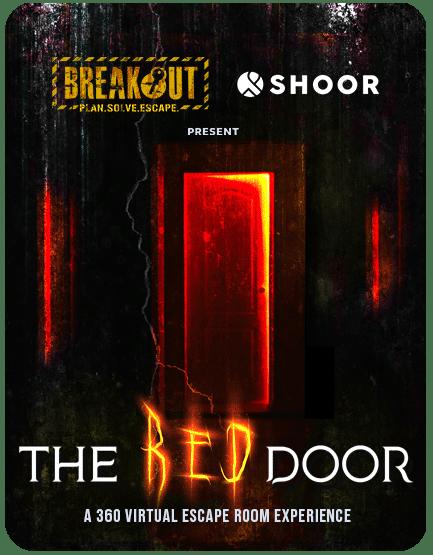 Breakout Escape Room The Red Door