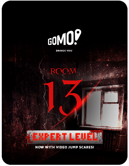EXPERT LEVEL ESCAPE ROOM: Room 13