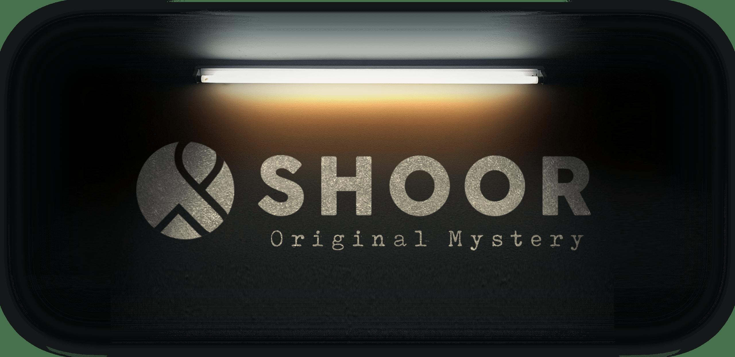 SHOOR Original Mystery