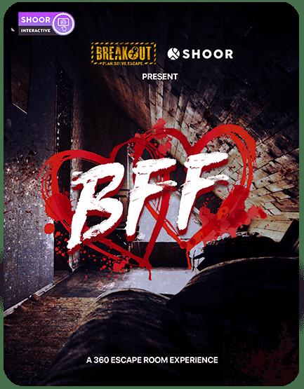 Breakout Escape Room BFF