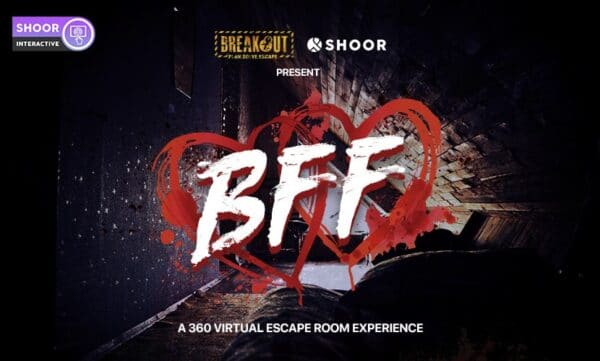 virtual horror breakout room bff edition