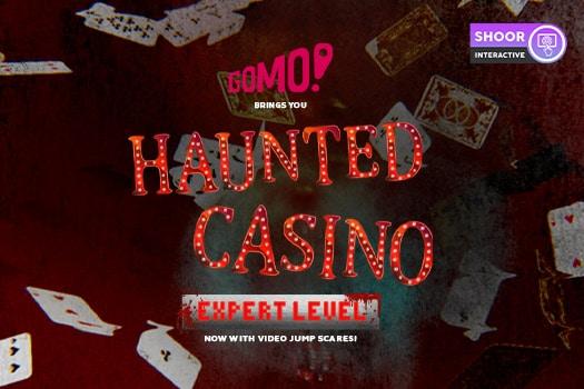 haunted casino virtual horror escape room