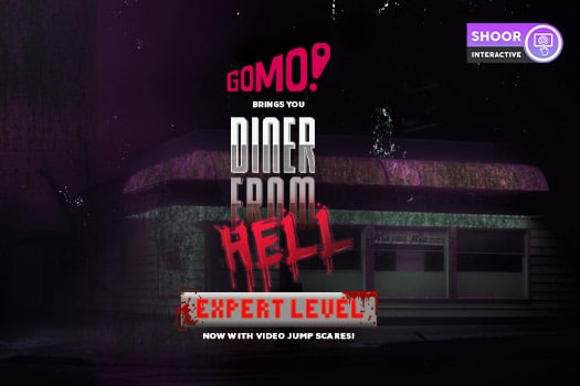 horror game diner from hell