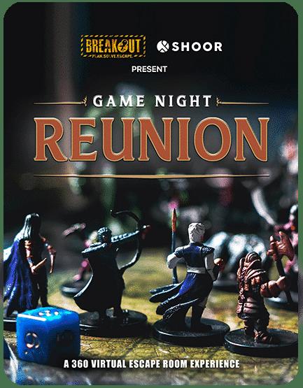 Breakout Escape Room The Reunion